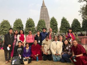 Practical Advices for Attending the Teachings in Bodhgaya