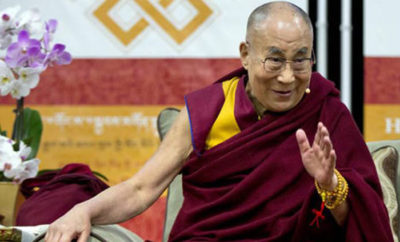 Dalai Lama 82nd birthday pictures of celebrations