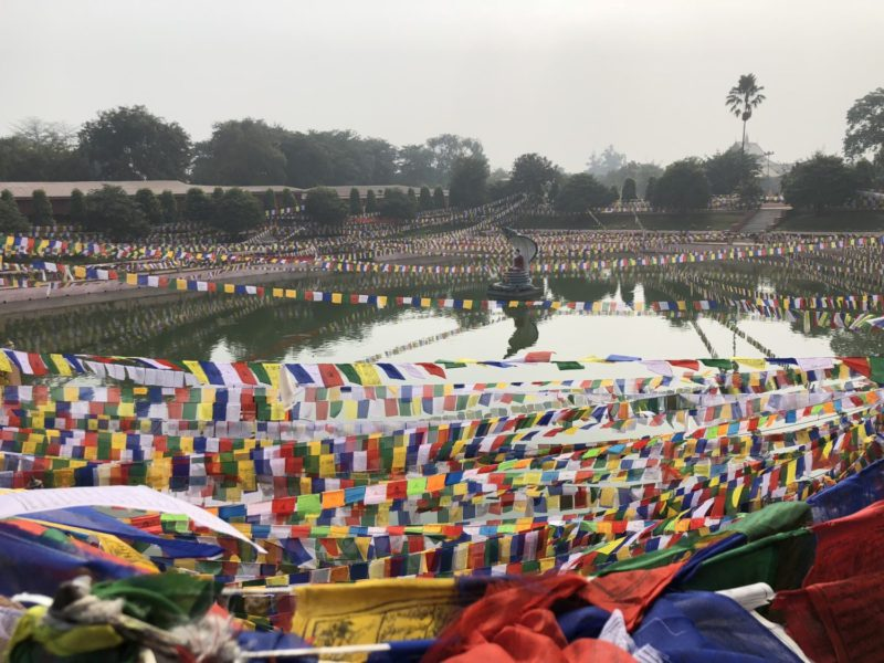 Practical Advices for Attending the Teachings in Bodhgaya, India