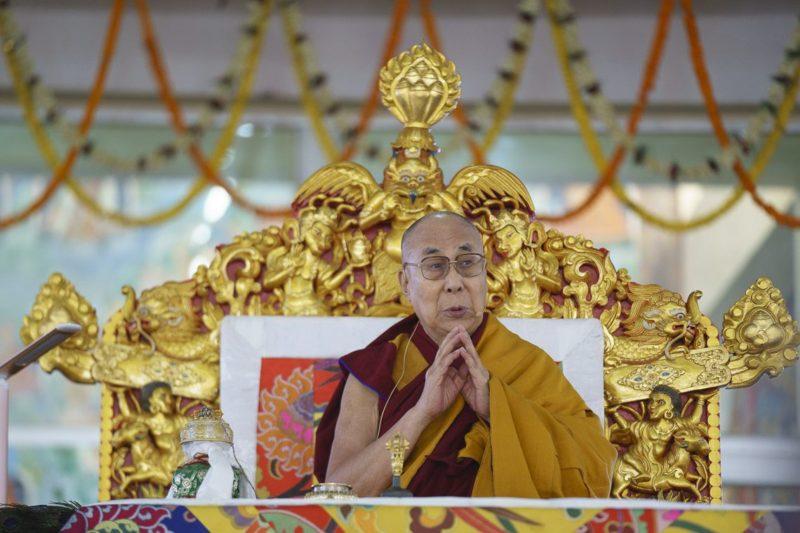 His Holiness the Dalai Lama wishes everyone on Losar-Year of